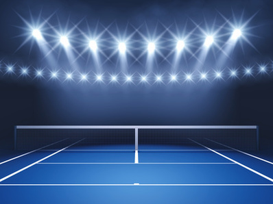 Tennis court management using RFID card