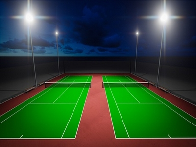 Gestion des courts de tennis par badge RFID